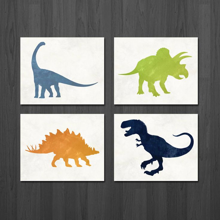 Dinosaur Art   Dinosaur Decor   Dinosaur Nursery   Baby Boy Nursery   Dinosaur  Wall Art Part 98