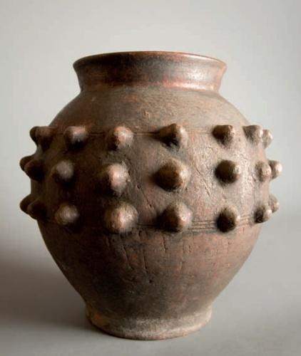 Africa | Ritual vessel. Gurunsi - Burkina Faso