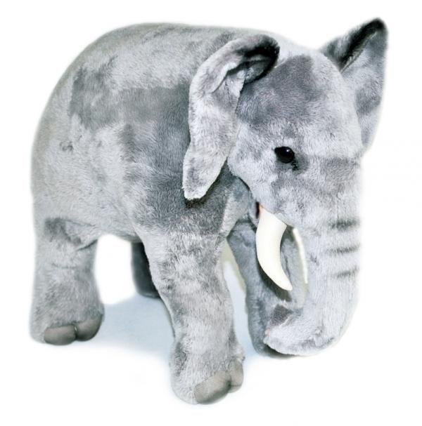 Elephant plush toy-Taj