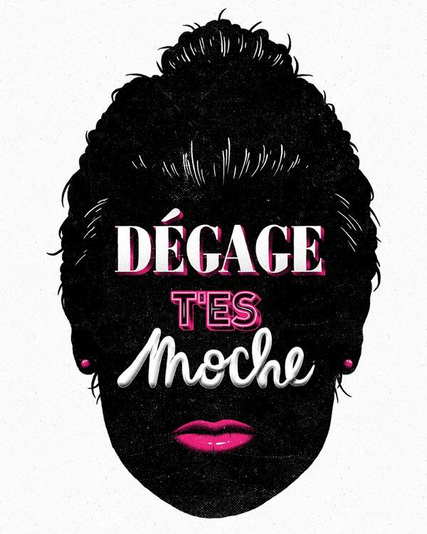 Twitter / fonts2u: Typography by Aka Sebastien ...