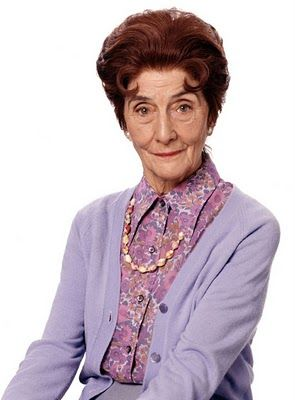 ~ Dot Cotton ~ if you're British, you know who she is ~