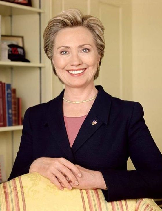 Hillary Rodham Clinton a very admiral person. Many people don't know about the amazing things she had done.