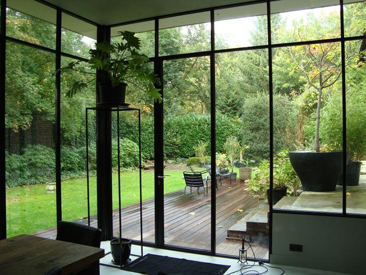 SL30-ISO stalen buitenpui | PV-Windows.nl