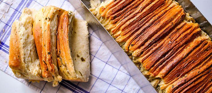 Bylinkový chlieb