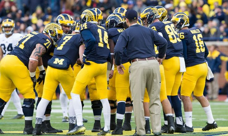 Michigan's Harbaugh bringing in Michael Jordan as honorary captain = Michigan Wolverines' head football coach Jim Harbaugh continues to make headlines as he prepares for his second season at the helm in Ann Arbor. While continuing to compete with the SEC and the rest of.....