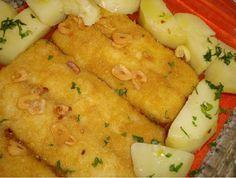 Receitas práticas de culinária: Filetes de peixe à Rosa do Adro