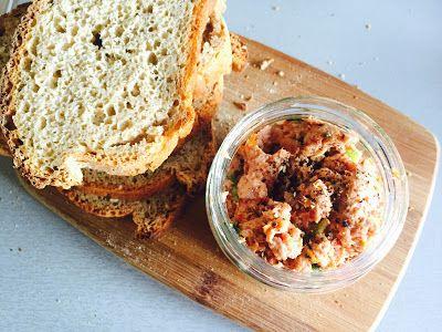 Nos w sos: Pasta z tuńczyka | pasty kanapkowe