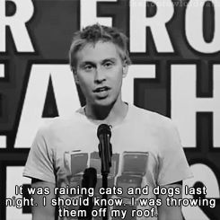 Things You Wouldn't Hear From A Weather Forecaster | Russell Howard | Mock the Week