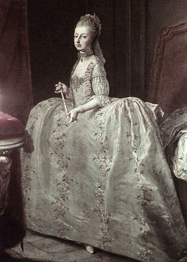 257 best images about marie antoinette on pinterest louis xvi maria theresa and portrait - Stijl van marie antoinette ...