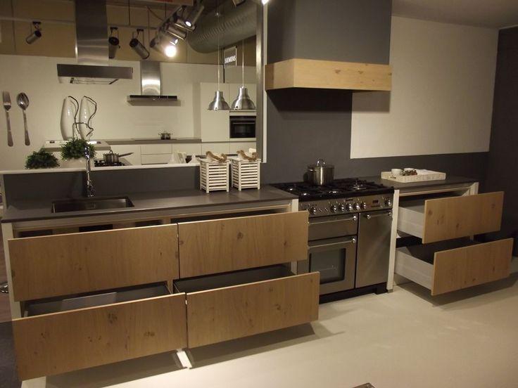 Greeploze Keuken Zelf Maken : 35085-Landelijke+Greeploze+Keuken.jpg 1.024?768 pixels – Keuken