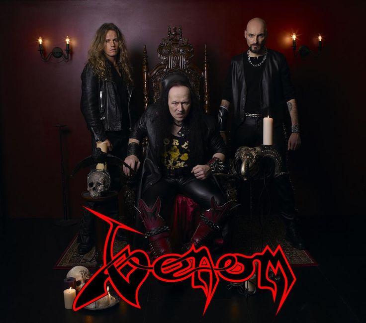 Venom. Black Metal. Inglaterra.