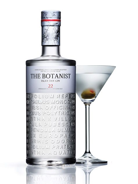 The Botanist Islay Dry Gin | Small-batch, artisanal Islay gin. Made with 9 classic gin aromatics. Augmented with 22 local botanicals, hand picked on the hills, peat bogs & Atlantic shores of Islay.