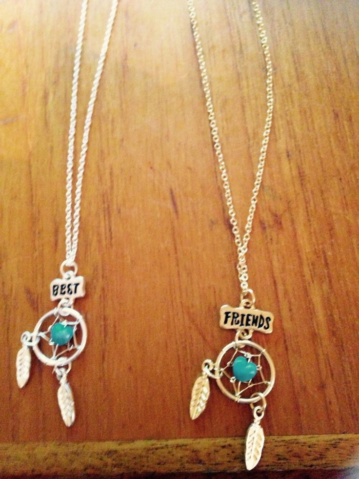 BFF necklace (gift for sophie)