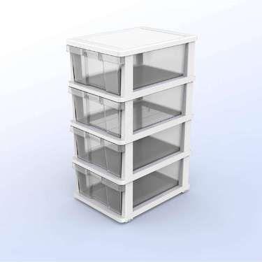 Henledar 4 Drawer Cabinet
