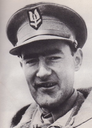David Stirling. Founder of the SAS. I had the privilege of meeting him on several occasions.