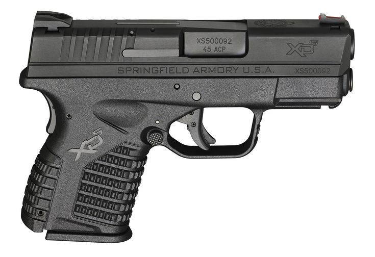 """XD-S 3.3"""" .45ACP Pistol 