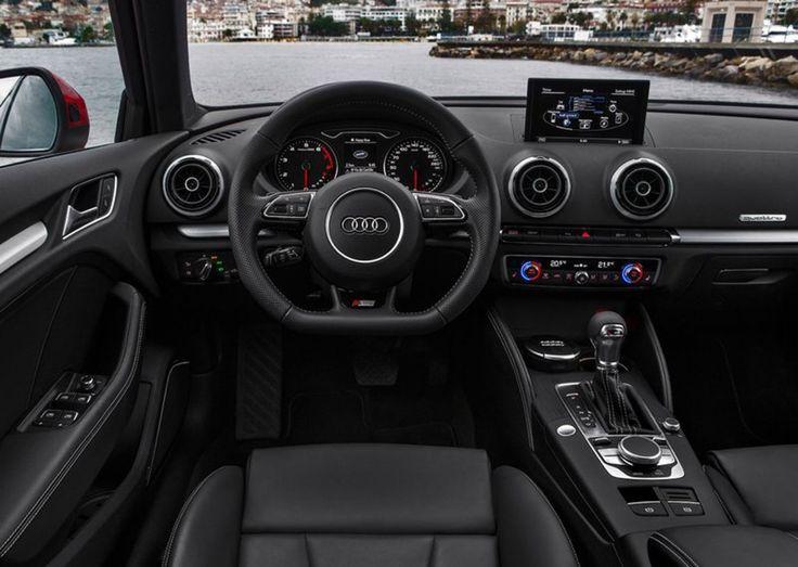2014 Audi A3 Sportback S-Line (Interior) Wallpaper #1