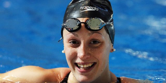 Sophie Pascoe. New Zealand Paralympic Champion