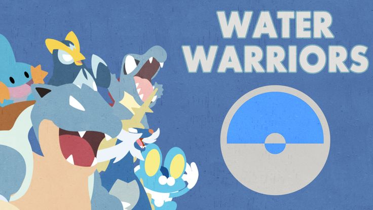 Water Warriors Wallpaper by Blacnarf on deviantART