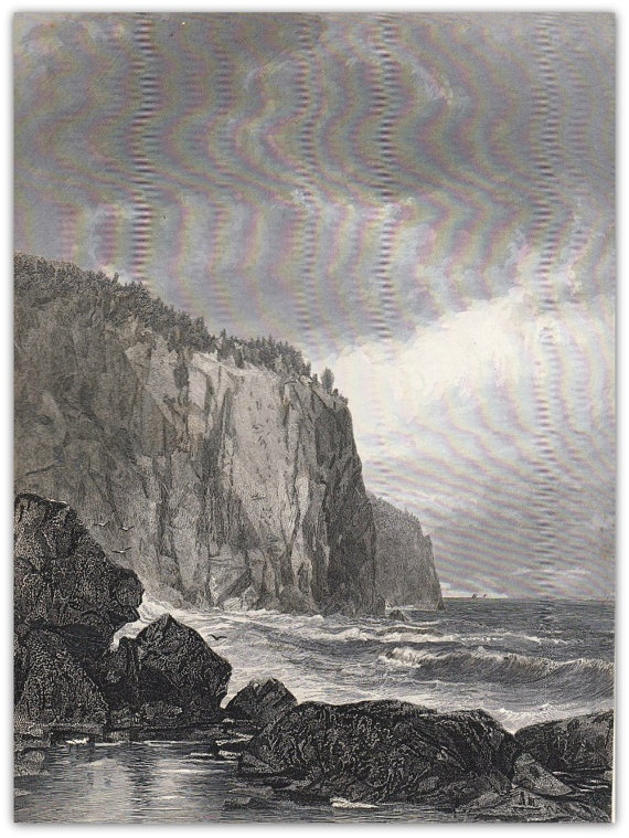 26 best picturesque america engravings images by