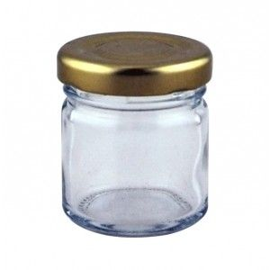 1.5oz Round Mini Jar - Pack of 126