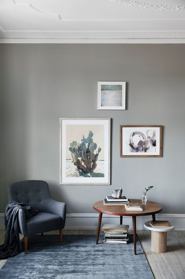 Give your home an artistic refresh with a gallery wall from Minted.