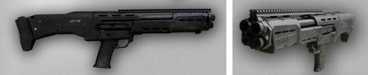 First Look: The DP-12 Double-Barrel Pump Shotgun
