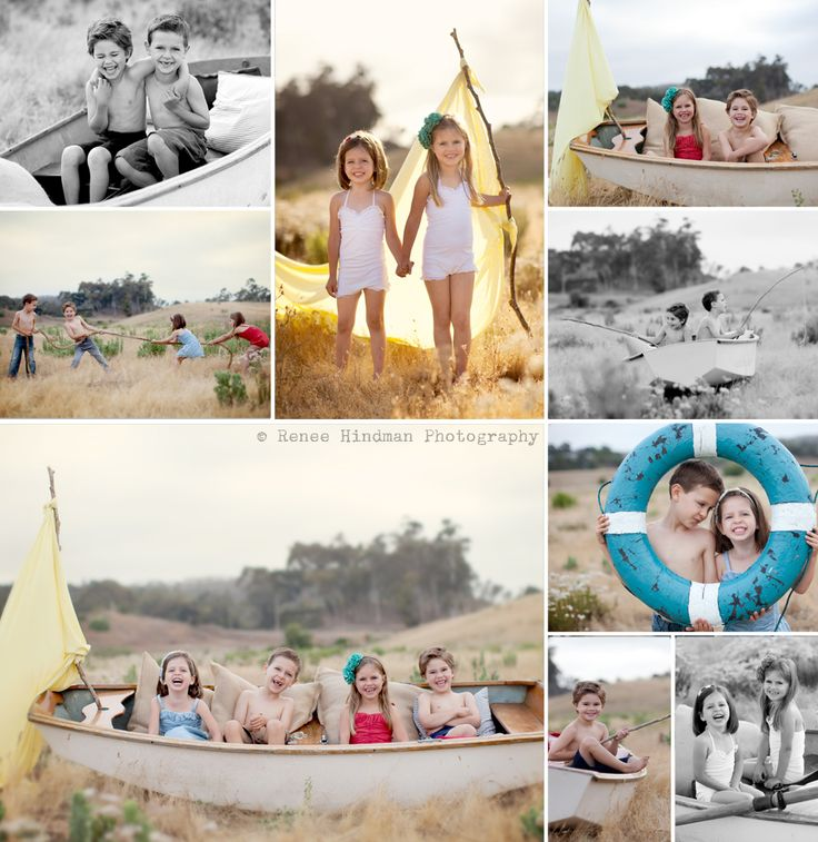 River Photo Shoot Ideas: 122 Best Summer Children Photo Shoot, Boat Images On