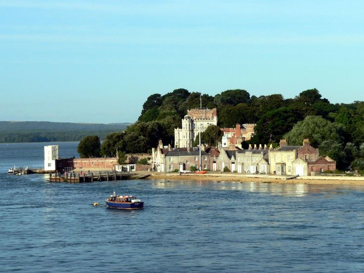 Brownsea Island is another place managed by the National Trust. When I holidayed in Dorset (1991), I visited the island by taking a ferry from Poole Harbour.