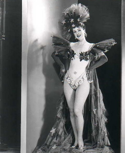 #Burlesque #goddess #glamourgoddesses   Gypsy Rose Lee (born January 8, 1911[1] – April 26, 1970) was an American burlesque entertainer, famous for her striptease act. And there wasn't just a touch of a chill in this most famous of stage performers; the Arctic ran through her soul. Her story is the quintessential rags-to-riches story. A half century before Madonna, she knew how to make performance out of desire.Her story is really America, its relentless self-invention.