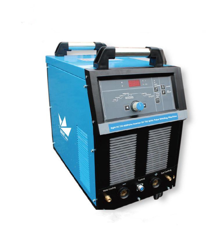 380V digital IGBT inverter dc tig 400 amp welding machine with pulse