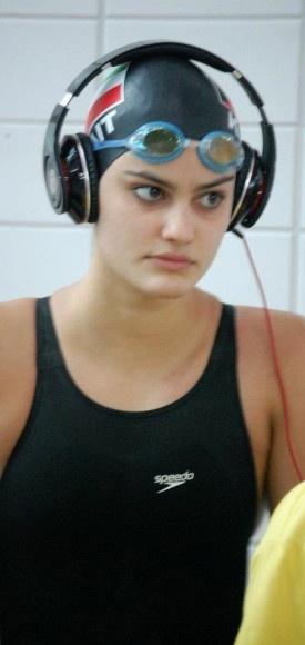 Faye Sultan- Kuwait- Making Olympics History- London 2012