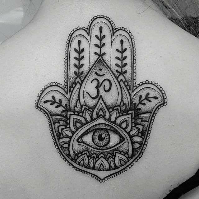 Pin De Annie Diosdado En Tattoos Tatuaje De Mano Hamsa Tatuajes