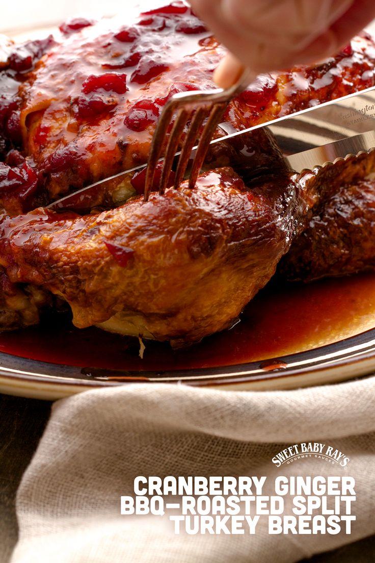 split breast turkey