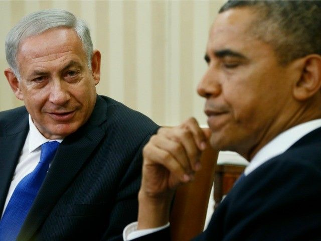 AP Photo/Charles Dharapak - White House: John Kerry Called Netanyahu to Congratulate Him on Election Victory