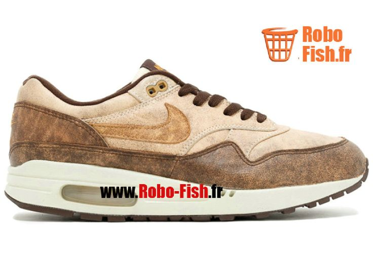 """Nike Air Max 1 """"Grunge Pack"""" - Chaussure Nike Running Pas Cher Pour Homme 307133-121"""