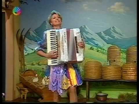 Christa Behnke (Zirkus Renz) Goldene Hitparade R  L    03 10 1992