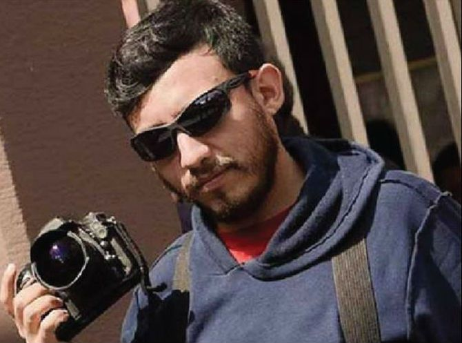 Rubén Espinosa, un fotógrafo 'incómodo' para el gobierno de Duarte