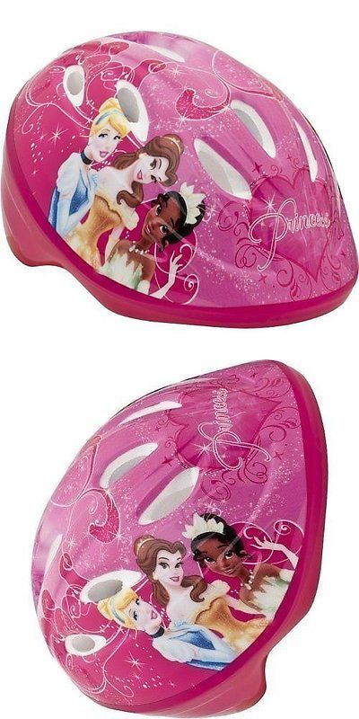 Other Helmets and Protection 177866: Disney Princess Toddler True Fit Bike Helmet BUY IT NOW ONLY: $47.15