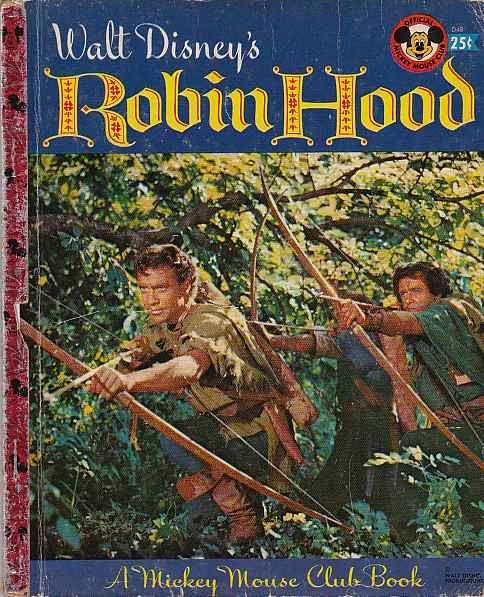 Walt Disney's Robin Hood #D48 (1955)
