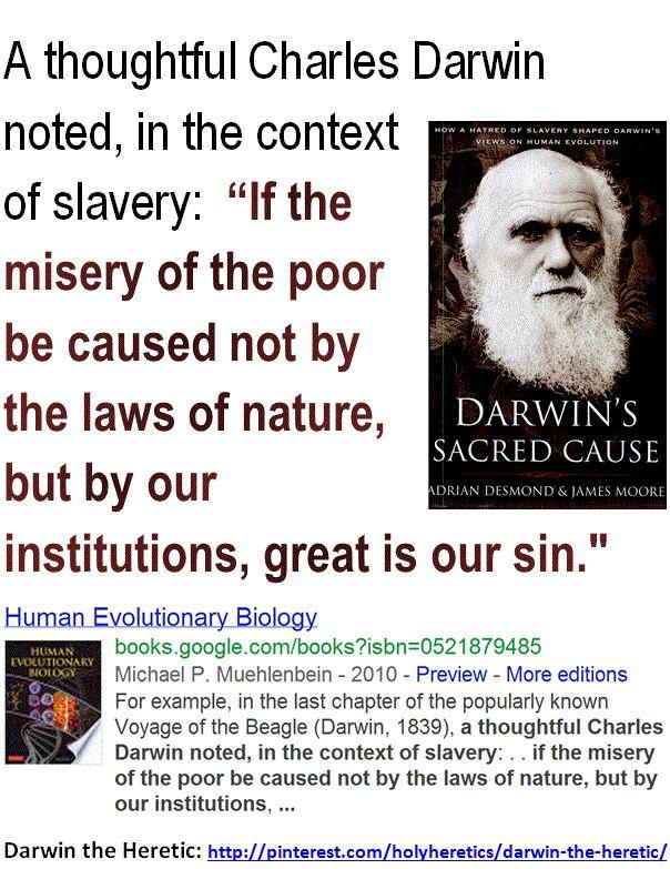 Darwin laws