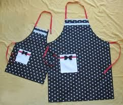 Image result for delantales de cocina