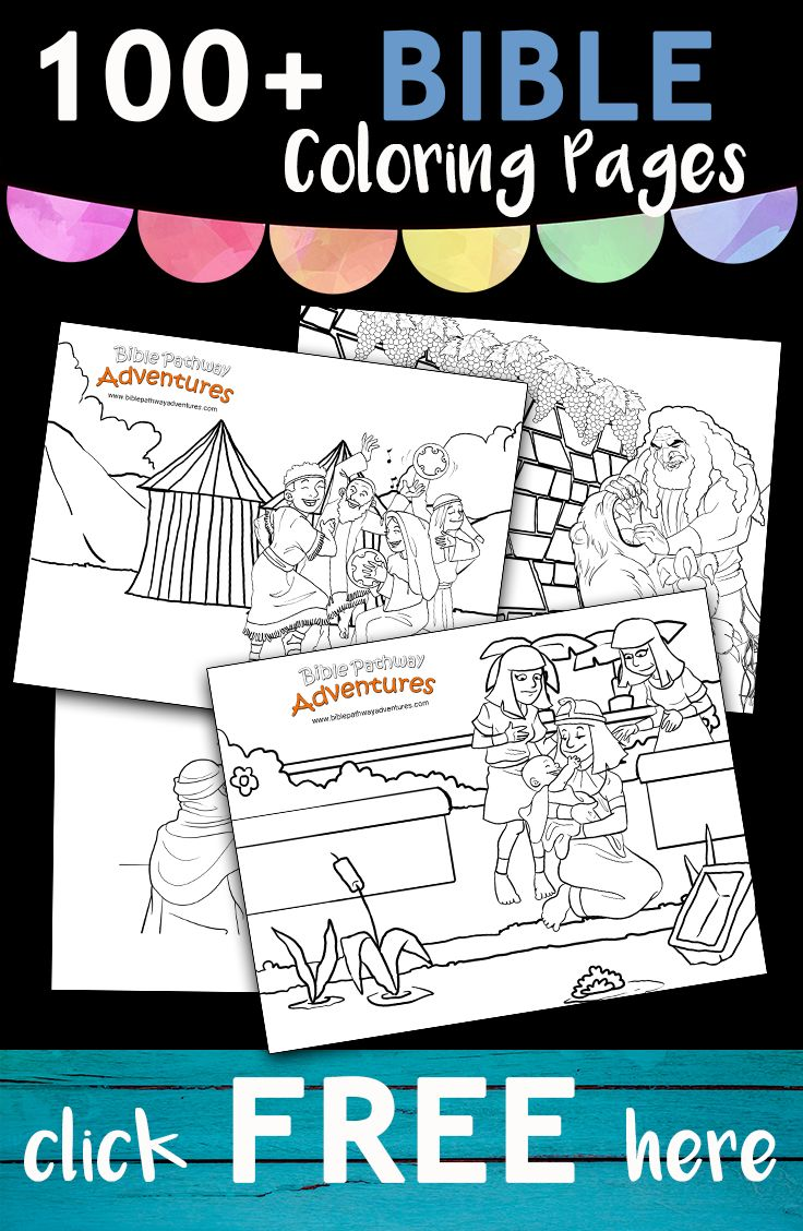 326 best free bible printables for kids images on pinterest