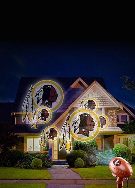 Washington Redskins Team Pride Light