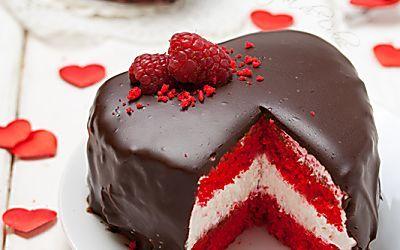 Cuori Red Velvet ricetta San Valentino