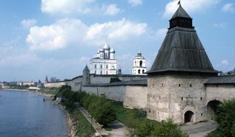Pskov,Russia