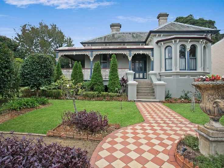 Mayfield house, Federation style, Australia