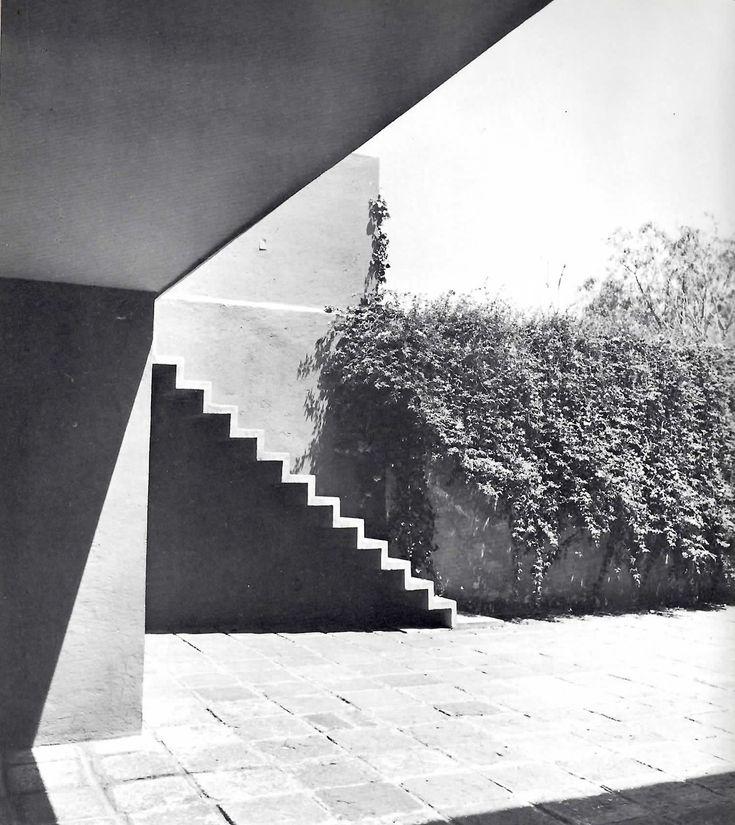 1000 images about jardines del pedregal on pinterest for Jardin 17 luis barragan