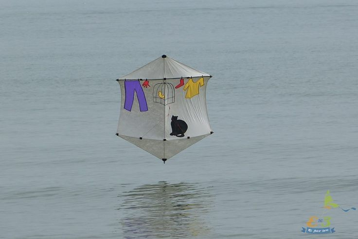 """Panni stesi"" by Ninael for Ex3 Kite"