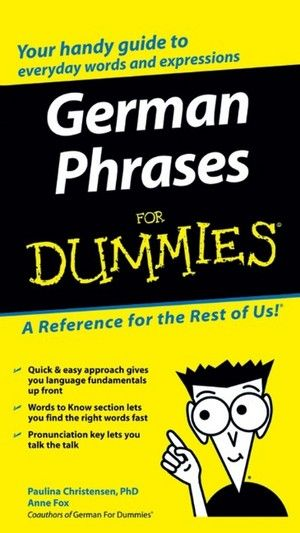 a good book for learning German language